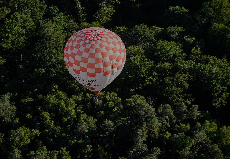 Vol en montgolfière - Activités à Chambord