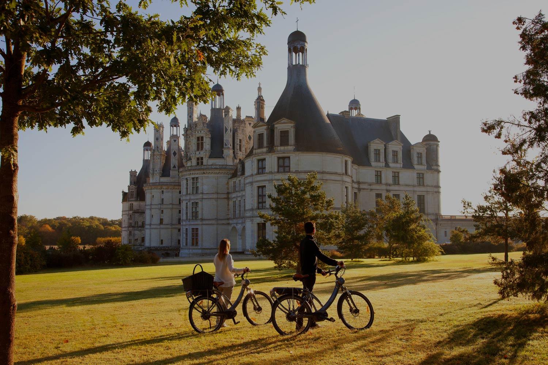 Promenades à vélo - Activités à Chambord