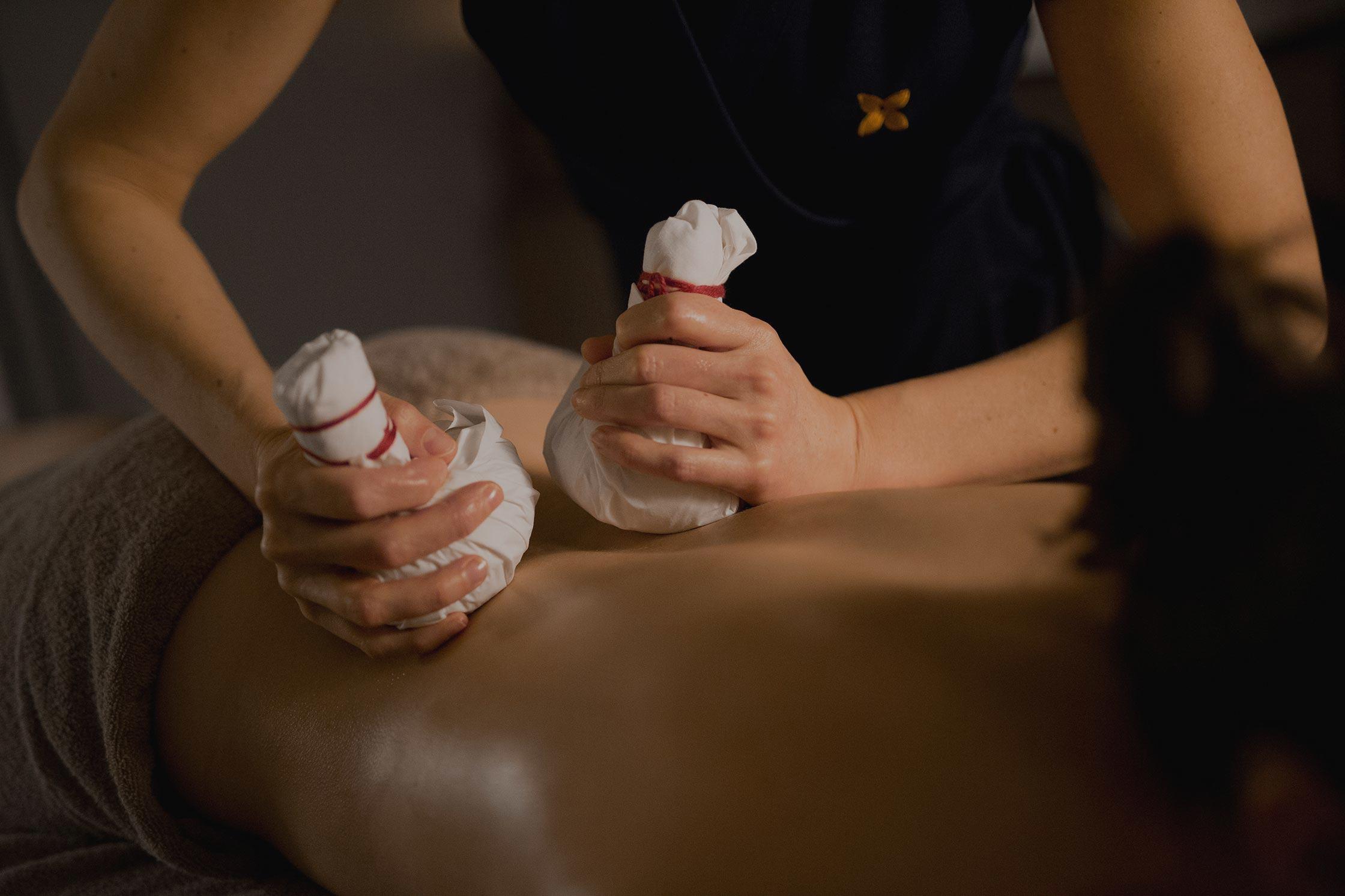 Massage au Spa by Nuxe du Relais de Chambord - Offre parenthèse bien-être