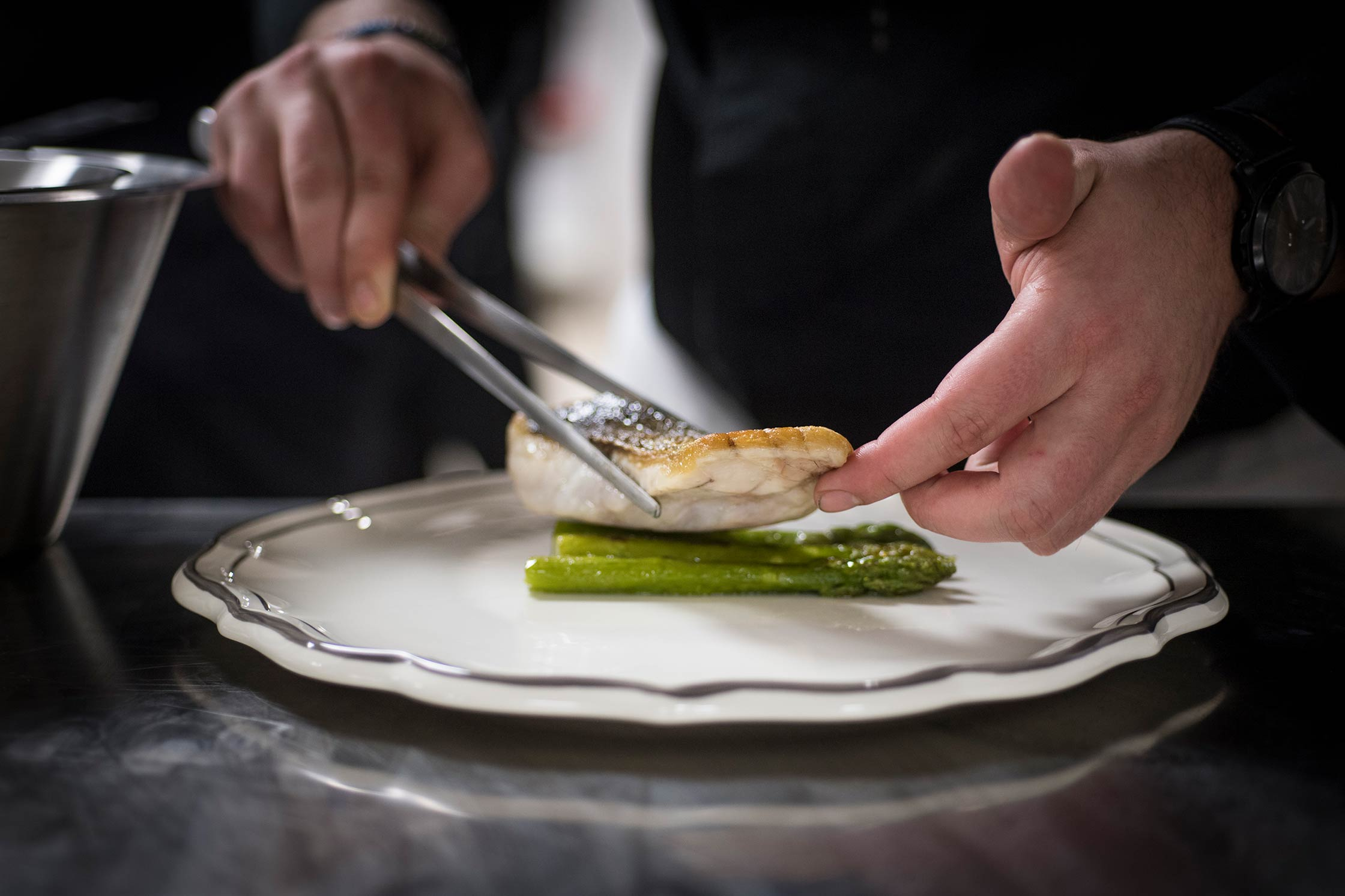 Gastronomie - Restaurant le Grand Saint-Michel