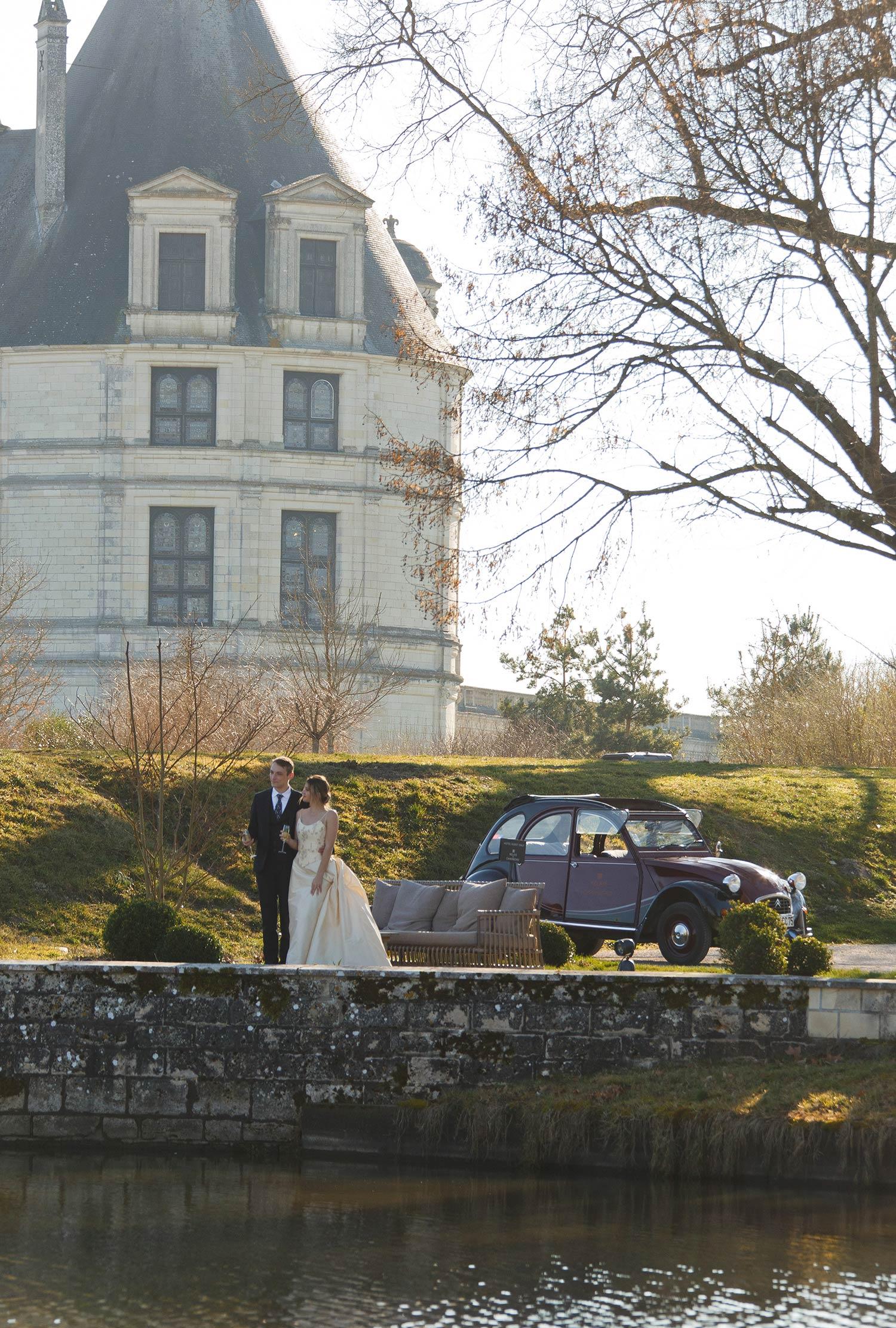 Mariage au Relais de Chambord