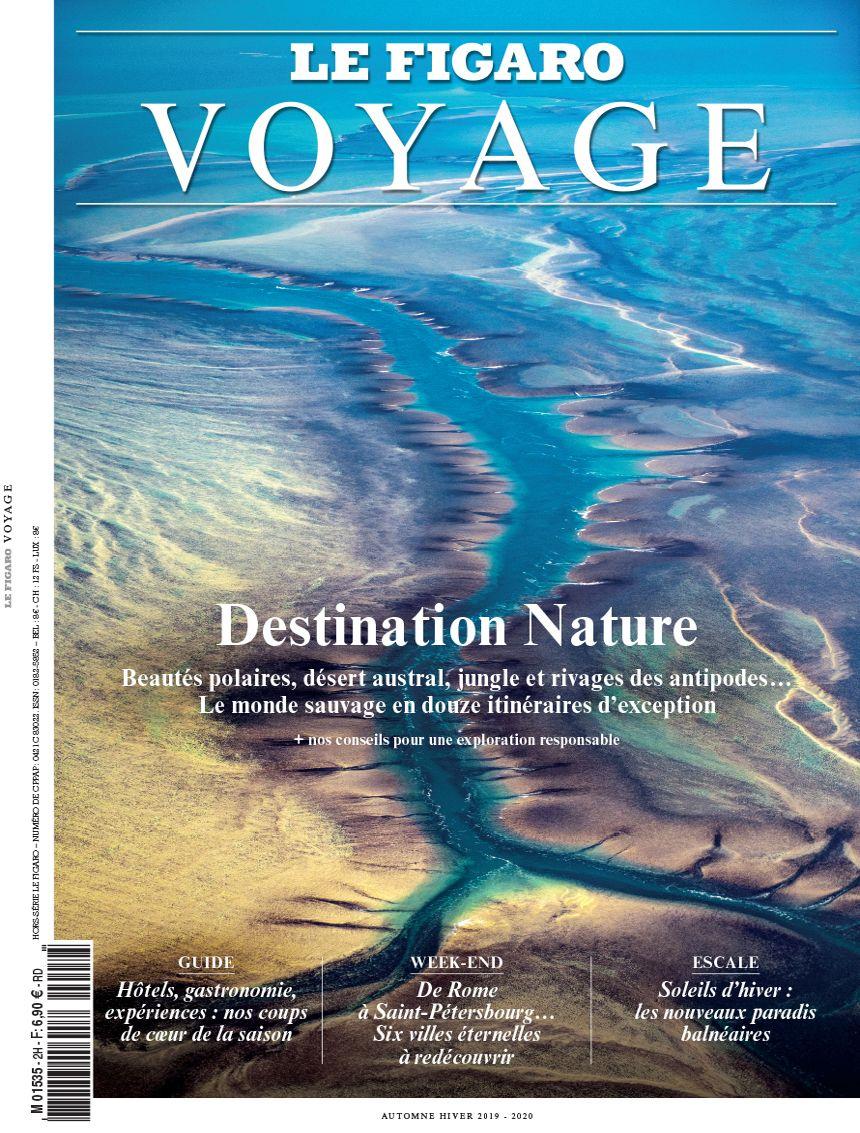 Le Figaro Voyage.